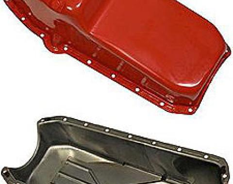 Corvette Engine Oil Pan, Small Block, 1963-1979
