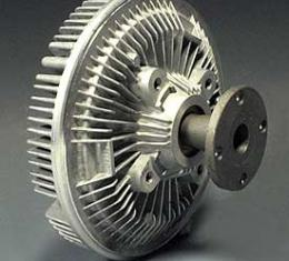 Corvette Cooling Fan Clutch Assembly, With L82 & Air Conditioning, 1974-1982