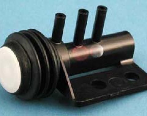 Corvette Windshield Wiper Arm Control Valve, 1969-1972 & Air Conditioning Vacuum Shut Off Valve, 1977-1982