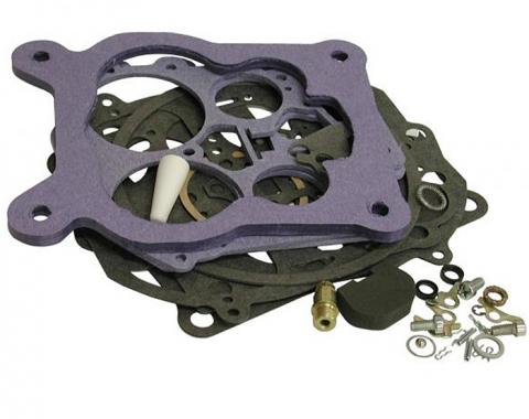Corvette Carburetor Rebuild Kit, Major, For Cars With Rochester Q-Jet, 1975-1980