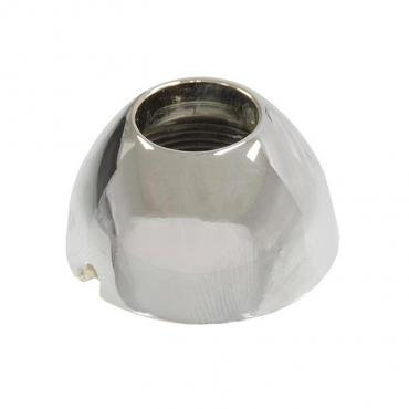 Corvette Antenna Nut, Chrome, 1963-1964