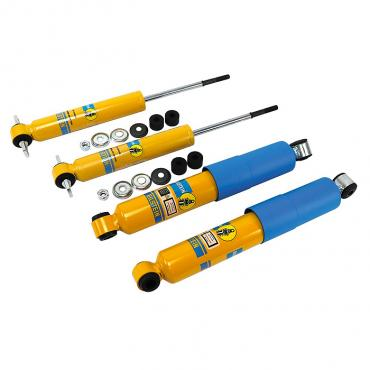 Corvette Bilstein Shock Absorbers, Sport, Gas, Front & Rear,1963-1982