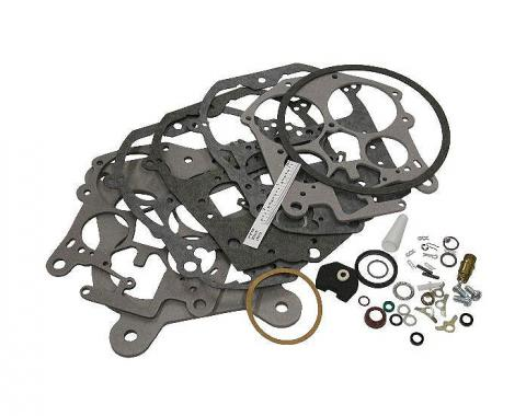 Corvette Carburetor Rebuild Kit, Major, For Cars With Rochester Q-Jet, 1979-1980