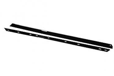 Corvette Door Panel Seals, Upper, 1990-1996