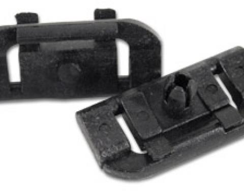 Corvette Rear Window Molding Clip Set , 21 Piece, 1978-1982