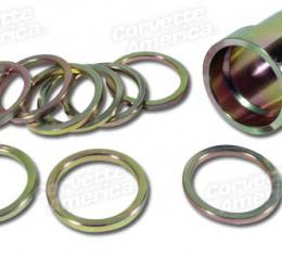 Corvette Rear Wheel Bearing Shim/Spacer Kit (One Wheel), 1963-1982