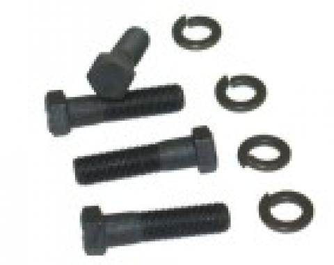 Corvette Lower A-Arm-Pivot Bolt Kit, 1963-1982
