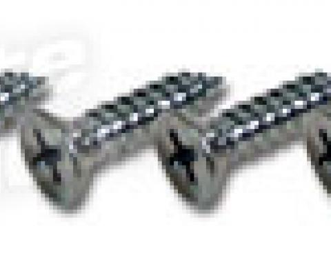 Corvette Vent Grille Screw Set, 1963-1967