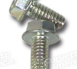 Corvette Heater Cable to Heater Box Screws, 1963-1982
