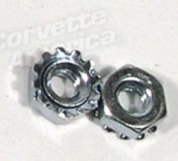Corvette Spark Plug Wire Grounding Nuts, Big Block, 1965-1974