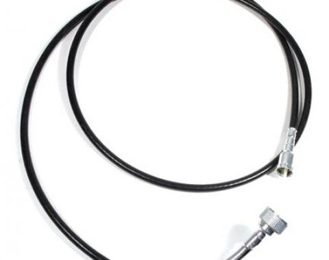 Corvette Speedometer Cable, without Cruise, 4 Speed, 1978-1981