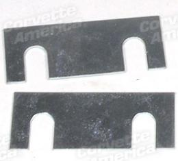 Corvette Hood Latch Striker Shims, 1977-1982