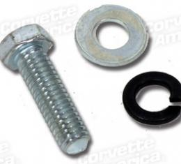 Corvette Air Conditioning Compressor Rear Barcket Bolt Kit, 427/454, 1966-1974