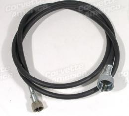 Corvette Speedo Cable, Auto & 3Spd, 1965-1967