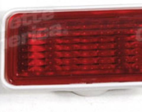 Corvette Side Marker Light, Rear Replacement, 1968-1969