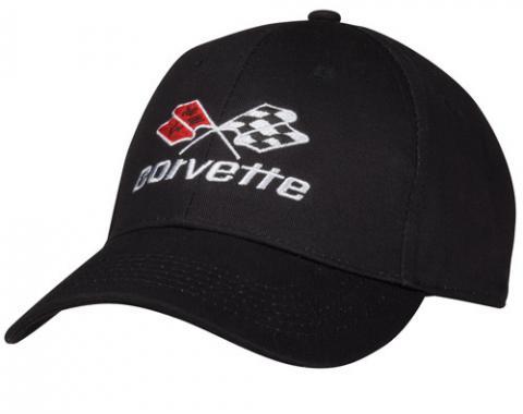 Hat, Black Constructed C3