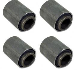 Corvette Rear Strut Rod Bushing Set, 4 Piece, 1963-1974