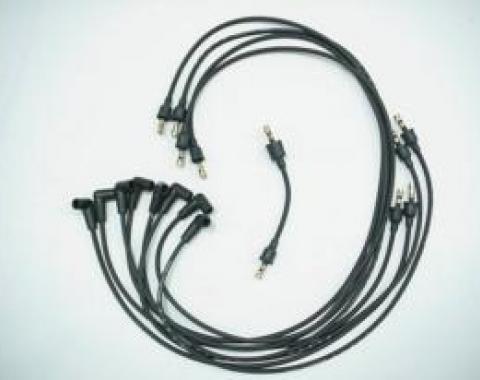 Corvette Spark Plug Wires, Small Block, 1955-1974