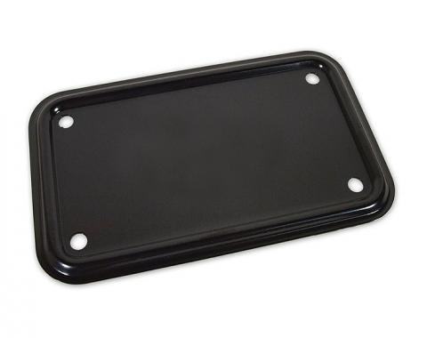 Corvette Body Mount Access Plate, 1963-1982