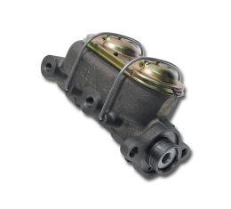 Corvette Master Cylinder, Heavy Duty & Power Brakes, Replacement, 1967-1976