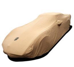 Corvette Car Cover, Premium Flannel, Tan, 1968-1982