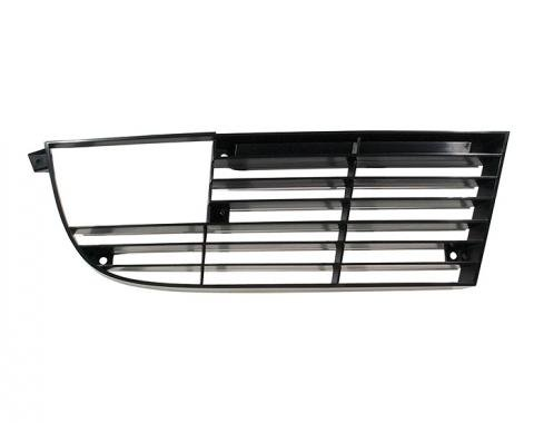 Corvette Grille, Replacement Right, 1974