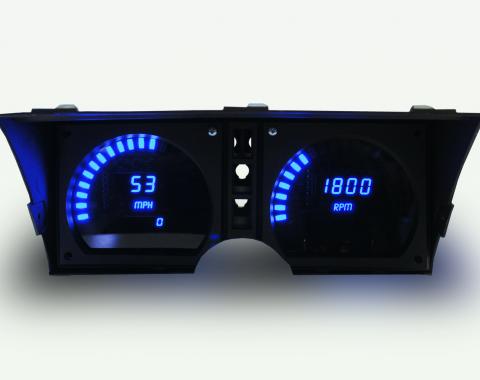 Intellitronix 1978-1982 Corvette LED Digital Gauge Panel DP2002