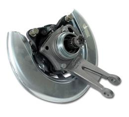 Corvette Rear Wheel Bearing Assembly, Right Exchange, 1965-1982