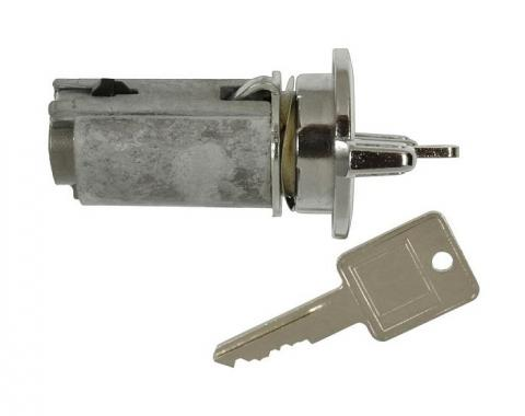 Corvette Ignition Lock, With Keys, 1969-1978