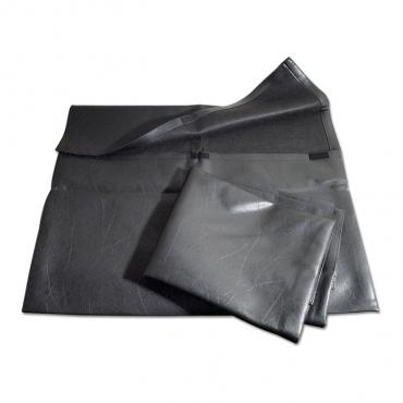 Corvette Roof Panel Bags, Deluxe, Black, 1968-1982