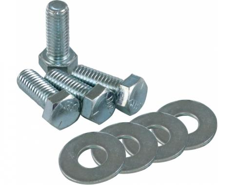Corvette Strut Rod Bracket Bolt Kit, Rear, 1963-1979