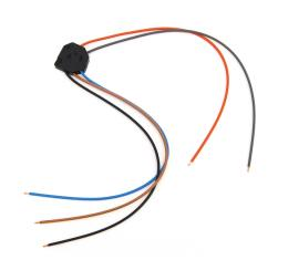 Corvette Power Door Lock Switch Repair Wiring Harness, Left, 1978-1982