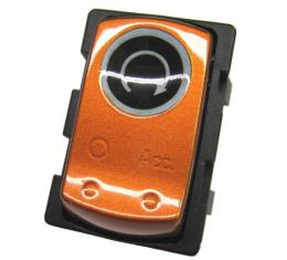 Corvette Ignition Switch, Painted To Match Exterior, 2005-2013
