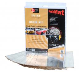 "HushMat Door Kit - Silver Foil with Self-Adhesive Butyl-10 Sheets 12"" x 12"" ea 10 sq ft 10201"
