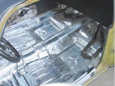 HushMat Ford Falcon 1964-1965   Firewall Deadener and Insulation Kit 697652