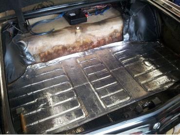 HushMat  Floor Deadening and Insulation Kit 663021