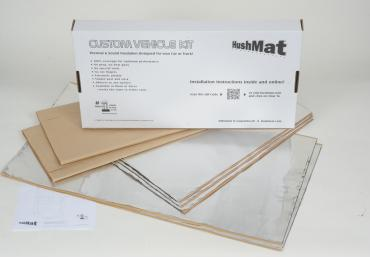 HushMat  Sound and Thermal Insulation Kit 66402