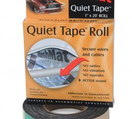 """HushMat Quiet Tape Shop Roll - One 1"""" x20'x1mm Single Side Foam Tape ea 30300"""