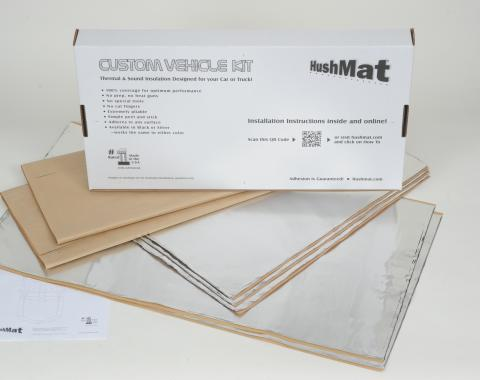 HushMat  Sound and Thermal Insulation Kit 62801