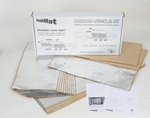 HushMat  Sound and Thermal Insulation Kit 62167