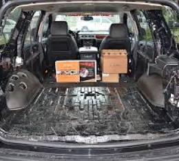 HushMat  Cargo Sound and Thermal Insulation Kit 599704