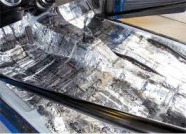HushMat Dodge Polara 1962-1964   Floor Deadening and Insulation Kit 662621