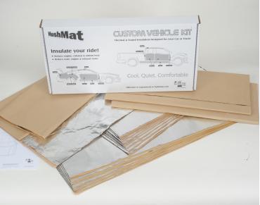 HushMat Chevrolet Impala 1965-1970   Sound and Thermal Insulation Kit 65016