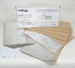 HushMat Porsche 911 1965-1973   Sound and Thermal Insulation Kit 58130