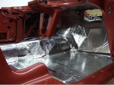 HushMat  Floor Deadening and Insulation Kit 613141