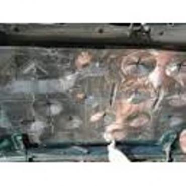 HushMat Jeep Scrambler 1981-1985   Roof Thermal Insulation and Deadener 665045