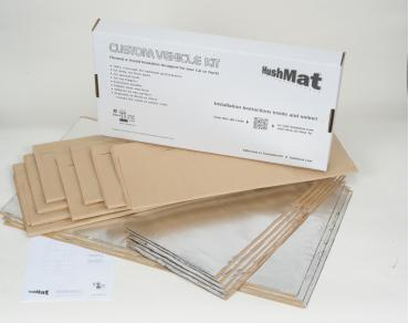 HushMat  Sound and Thermal Insulation Kit 62953