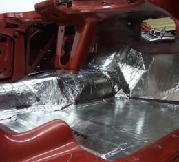 HushMat  Floor Deadening and Insulation Kit 613111
