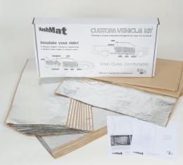 HushMat Cadillac Series 70 1936-1937   Sound and Thermal Insulation Kit 61710