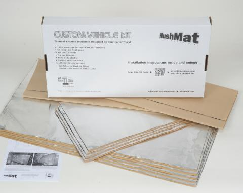HushMat Chevrolet El Camino 1968-1972   Sound and Thermal Insulation Kit 62368